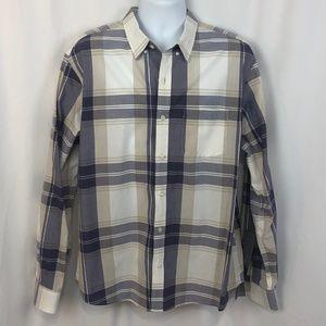 Men's Stylish Button Down Dress Shirt